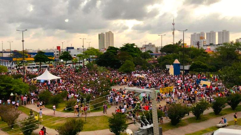 8º CBCSHS realizará Ato Público na Praça da Paz, em João Pessoa