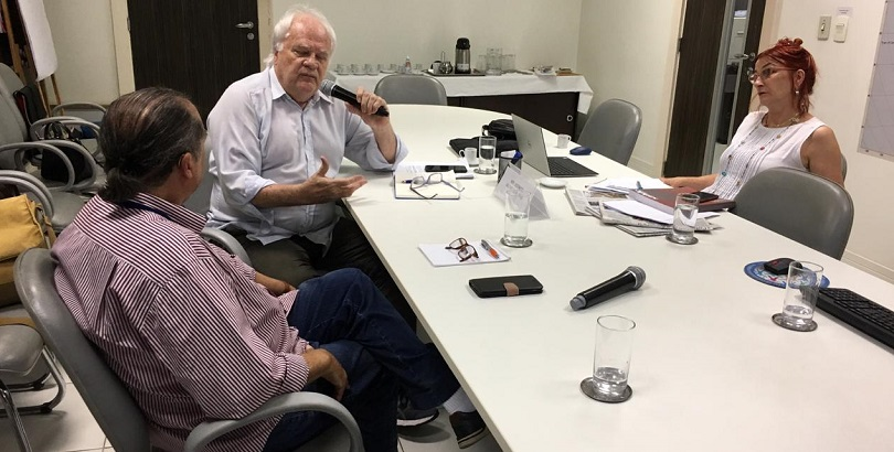 Comitê de Relações Internacionais da Abrasco se reúne no Rio de Janeiro