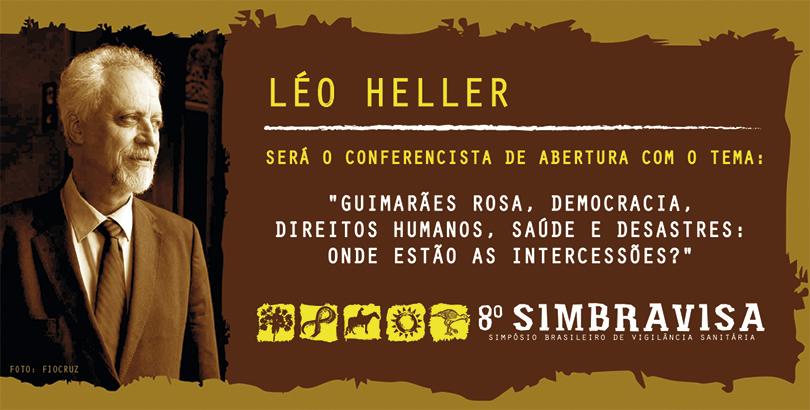 """Léo Heller:""""A chave está na democracia e nos direitos humanos"""""""