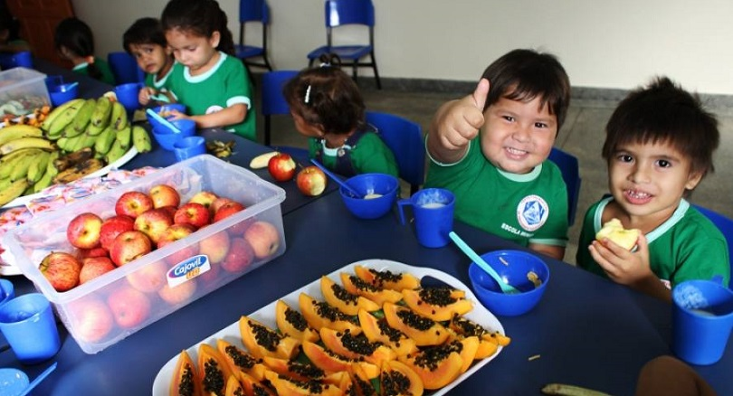 Em defesa da Educação e da Alimentação Escolar