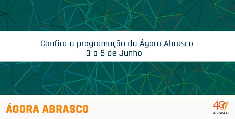 Ágora Abrasco: veja a programação de 3 a 5 de junho