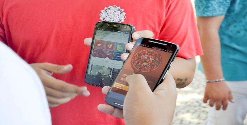 Profissionais da APS: uso de celulares pessoais, falta de equipamentos e engajamento