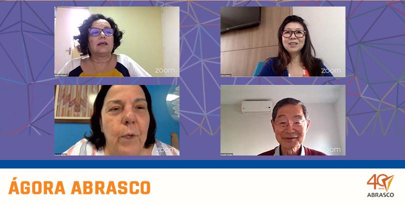 Painel da Ágora Abrasco discute os desafios da avaliação em saúde na pandemia