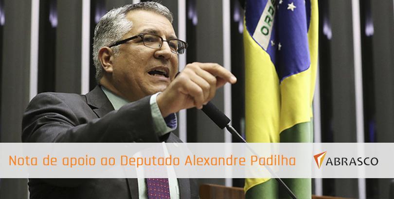 Todo nosso apoio ao Deputado Alexandre Padilha, porque a Reforma Psiquiátrica é, antes de tudo, democrática!