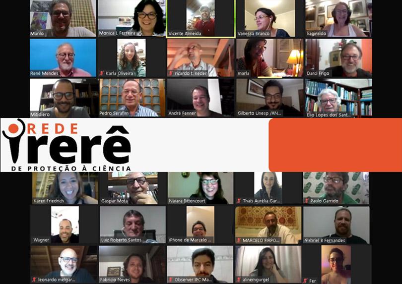 Rede Irerê: alerta aos casos de perseguição e desqualificação da ciência e de cientistas