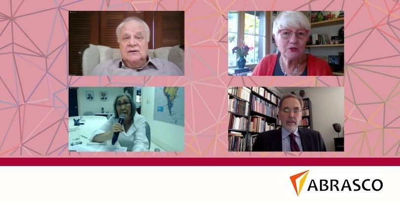 """""""Parte do futuro do mundo depende da diplomacia bem sucedida"""", aponta debate sobre saúde global"""