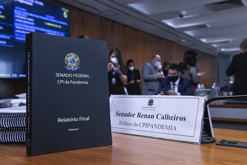 CPI da Pandemia: relatório final cita Abrasco