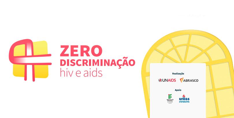 UNAIDS e Abrasco lançam formação online sobre HIV/AIDS